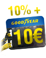 Lager 10 Prozent Quick 10 Goodyear